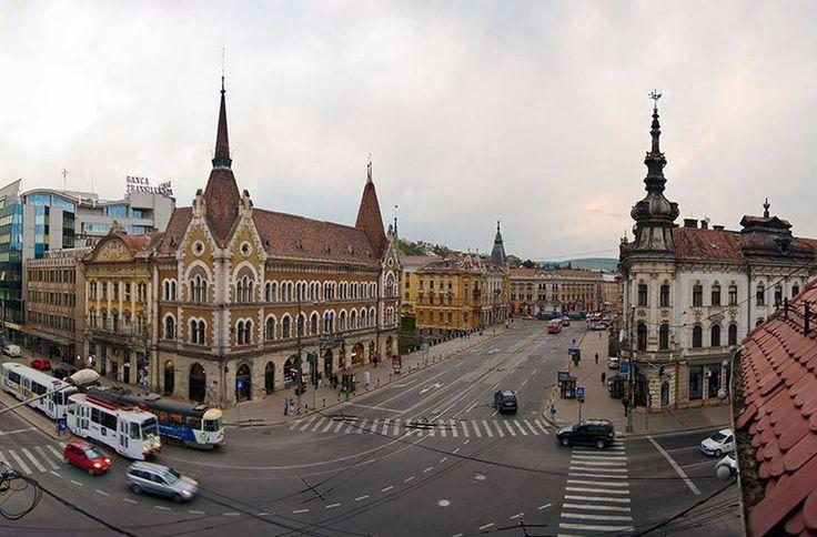 Cluj Napoca by George F. www.romaniasfriends.com/citybreak