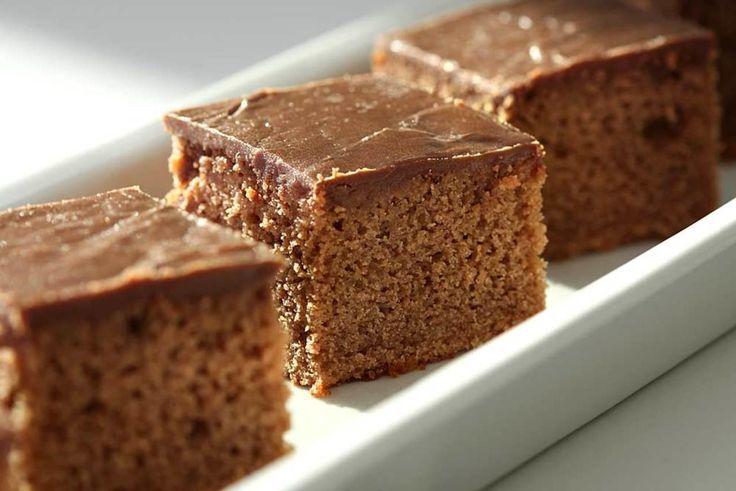 En utrolig saftig og enkel sjokoladekake. Faller garantert i smak både hos store og små.Kilde: Ellen Lendengen. Foto: Jan Soppeland