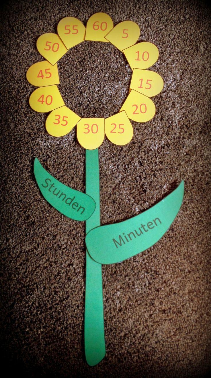 41 besten Uhr Bilder auf Pinterest   The hours, Grundschulen und Lernen
