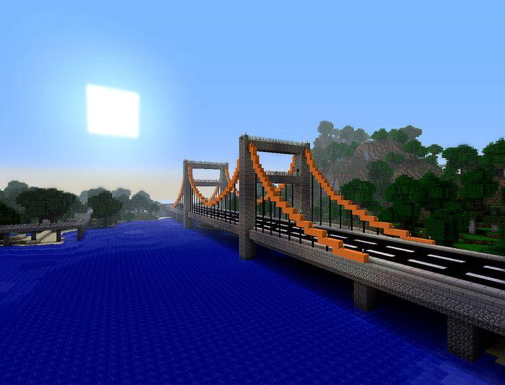 Minecraft Japanese Bridge Home Design Ideas