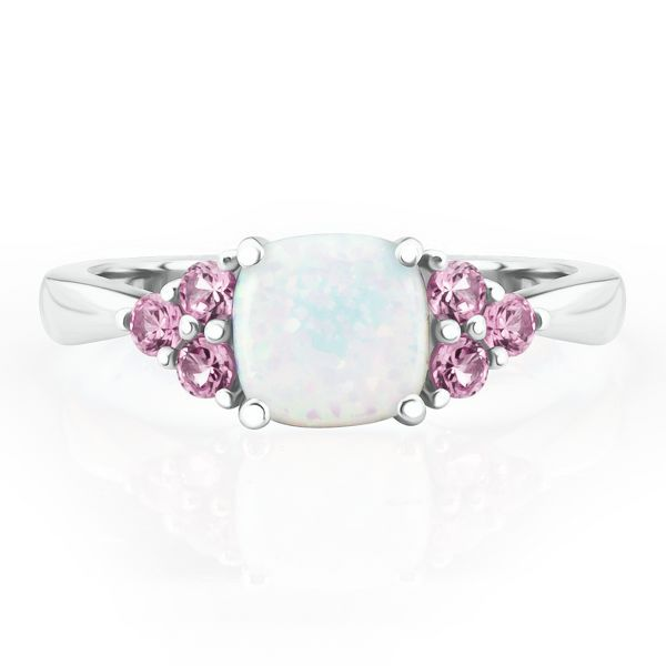en pandora october birthstone ring estore uk stacking rings