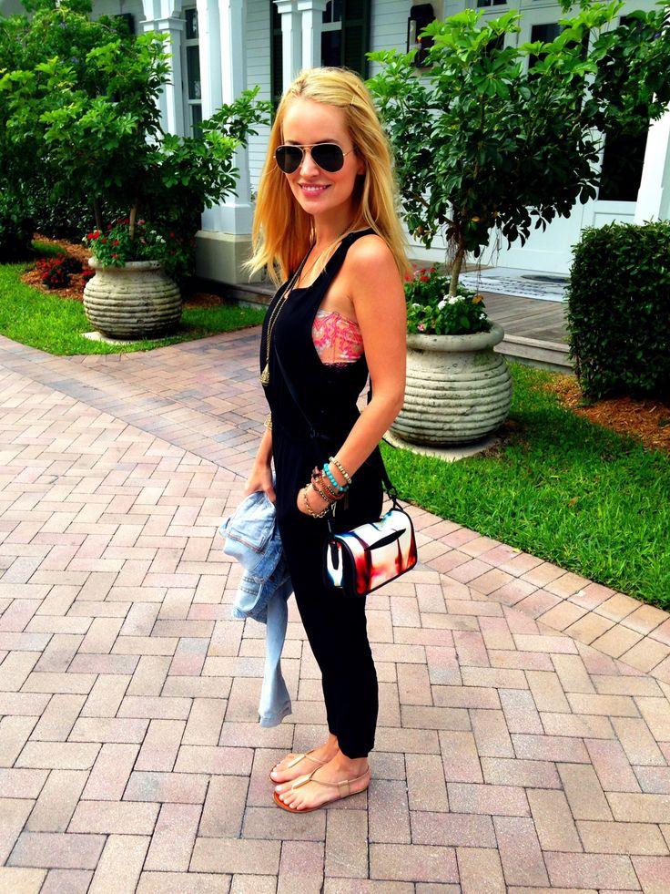 Emily maynard lush maxi dress
