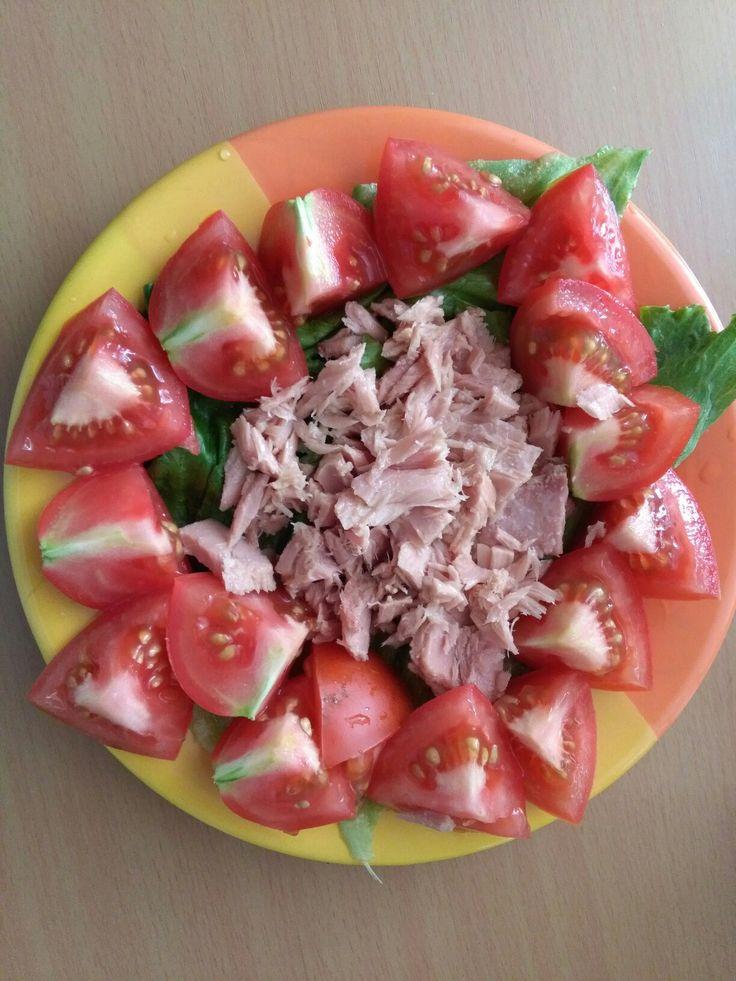 Tuňák se zeleninou Nejlepší oběd <3