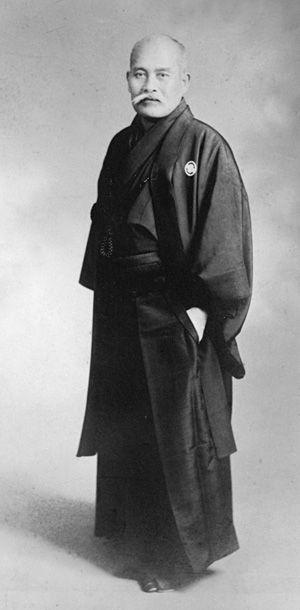 Ueshiba, Link: http://blog.aikidojournal.com/media/morihei-ueshiba-c1938.jpg