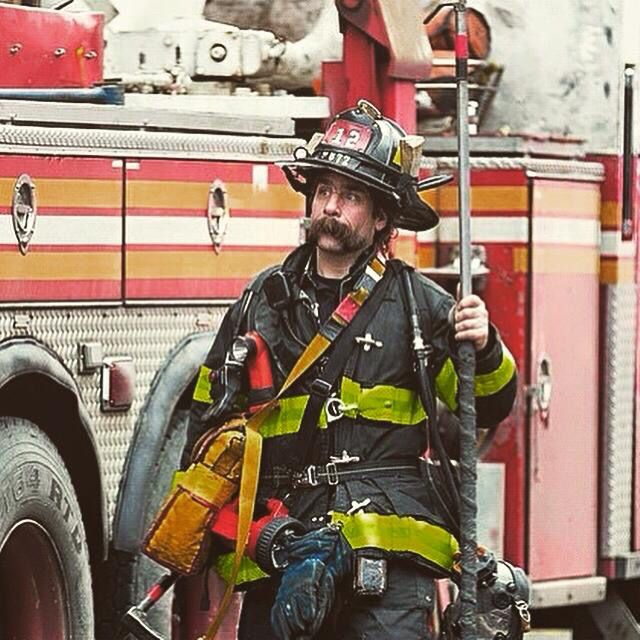 17 Best Images About Firefighter Mustache On Pinterest