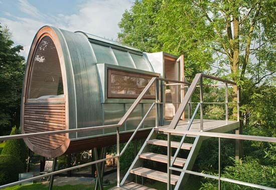 19 Best Images About Cool Tree Houses On Pinterest Trees