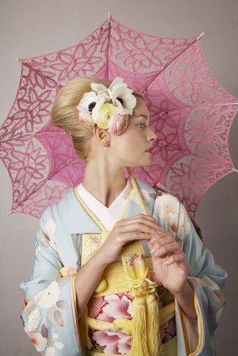 Advertisement of Hiromi Asai