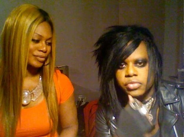 Laverne Cox's (Sophia) real-life twin brother played her ...