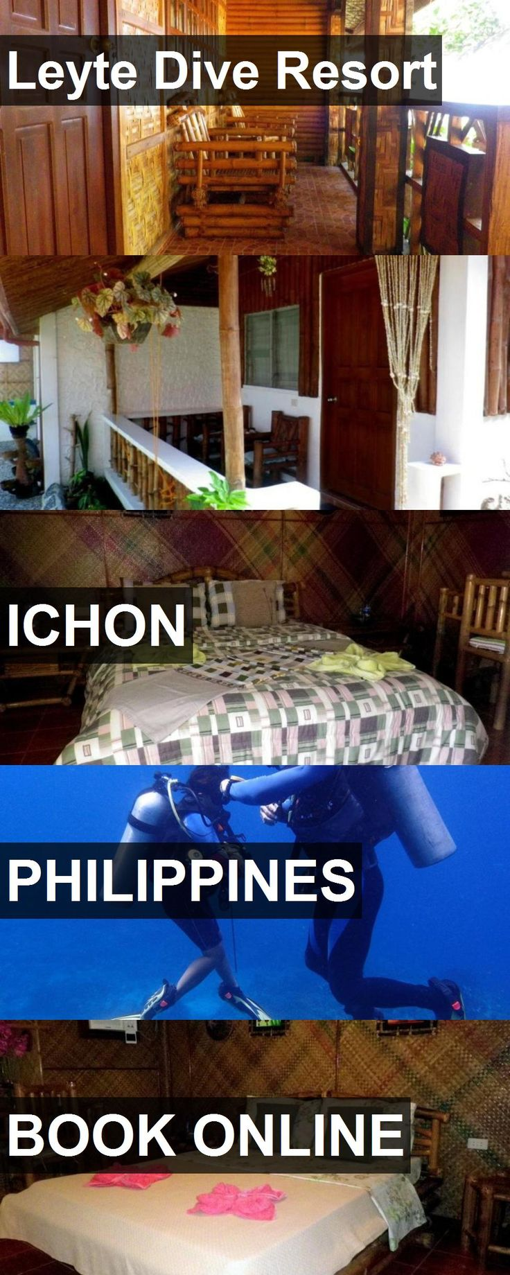 Hotel Leyte Dive Resort in Ichon, Philippines. For more information, photos, reviews and best prices please follow the link. #Philippines #Ichon #LeyteDiveResort #hotel #travel #vacation
