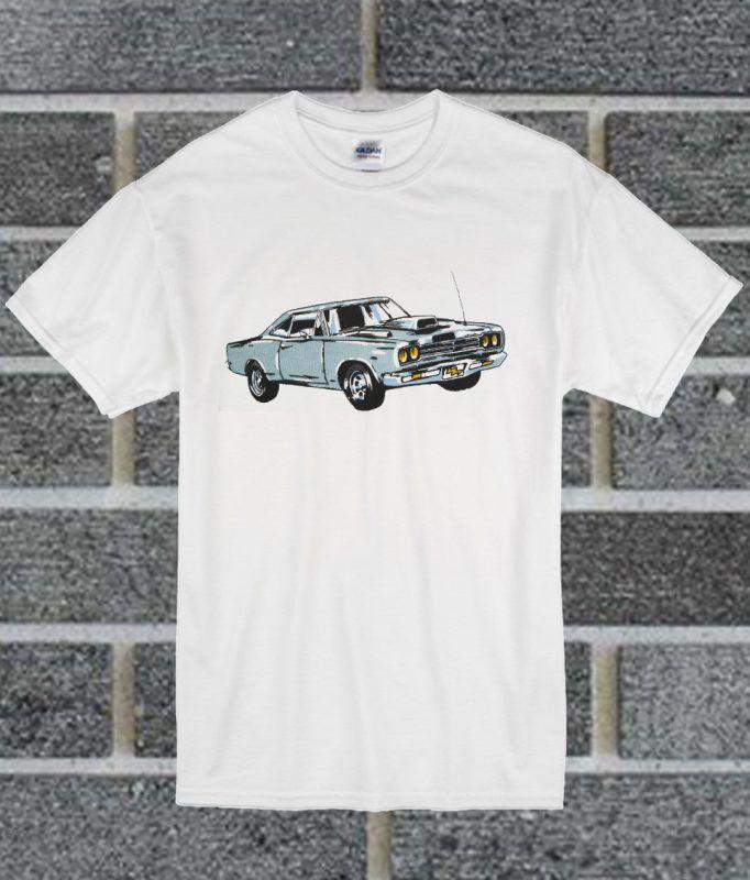 a0b4cc3ce0dc31 Brandy Melville Aleena Motor Show 1984 T Shirt in 2019
