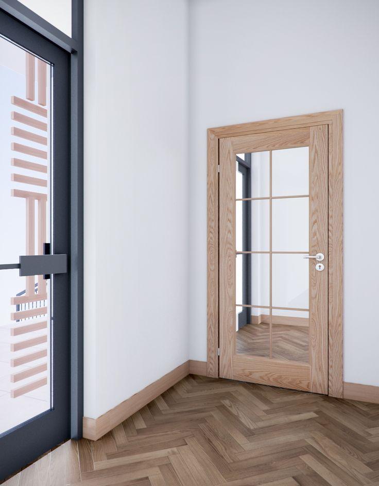 Door and floor render.I
