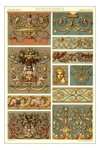 Another image of Renaissance decor