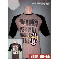 Raglan Juventus / Rp 50,000