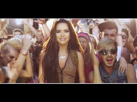 INNA - Be My Lover [Official Video]  Hairstyle: Sorin Stratulat, Beauty District #beautydistrict #beautysalon #hairstyle #video