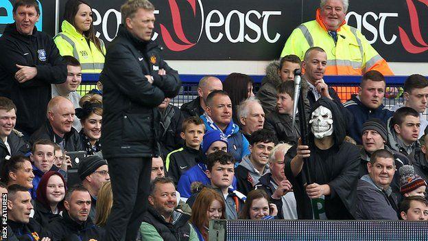 Grim Reaper & David Moyes