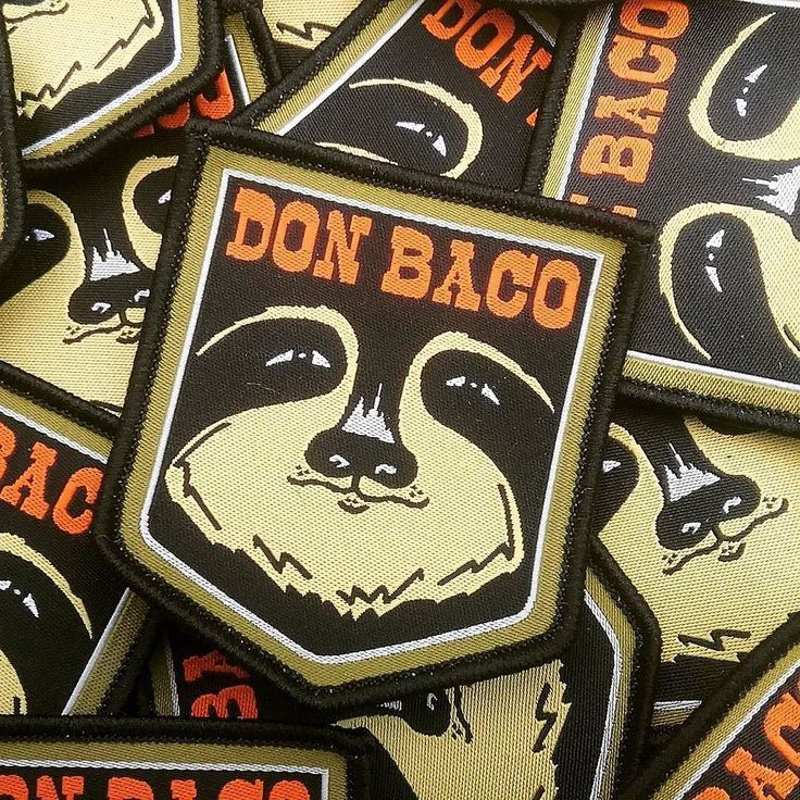 Repost @donbacoclothing  New slothface-patches!  #sloth #slothface #slothlove #artwork #patches #ironon #wovenpatch #woven #slothlove #patchstagram #baco #patchattack #streetstyle #streetart #faultierliebe #consume #theylive #limited #smallbrand #coolstuff #cutestuff #sewon #patchdesign #slothdesign #patchgame #patchdesign #patchme #patchlife    (Posted by https://bbllowwnn.com/) Tap the photo for purchase info.  Follow @bbllowwnn on Instagram for the best pins & patches! [Image Description…