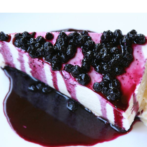 Creamy and delicious cheesecake with the perfect blueberry topping.. Blueberry Cheesecake Pie Recipe from Grandmothers Kitchen.