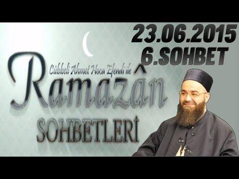 Lalegül Tv - Cübbeli Ahmet Hoca Efendi'den Ezân Duası - YouTube