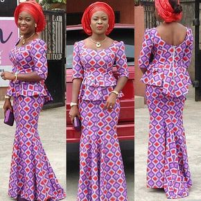 Beautiful Ankara Skirt And Blouse Style Dezango Fashion Zone Outfits Pinterest Ankara
