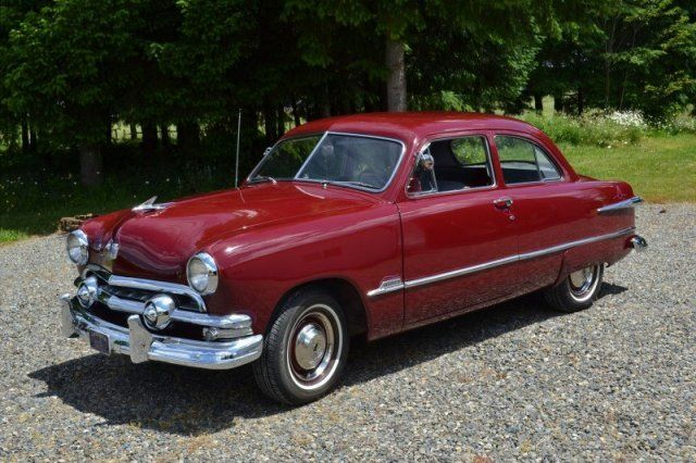 23 best images about 1951 ford on pinterest cars sedans for 1951 ford 4 door sedan