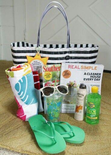 Beach gift