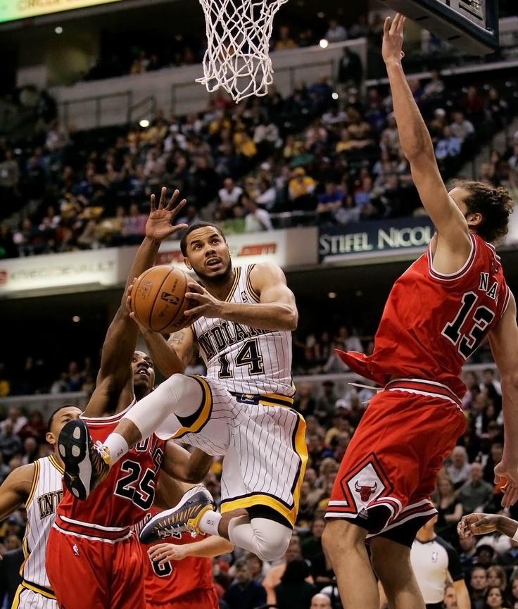 Bulls vs Pacers