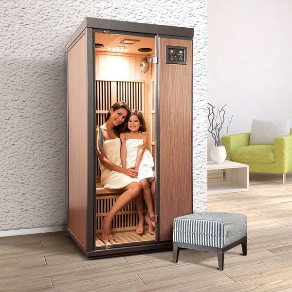 die besten 25 infrarot w rmekabine ideen auf pinterest sauna wellness infrarot sauna und. Black Bedroom Furniture Sets. Home Design Ideas