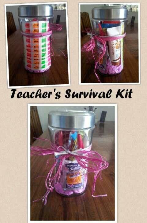 Teacher's Survival Kit