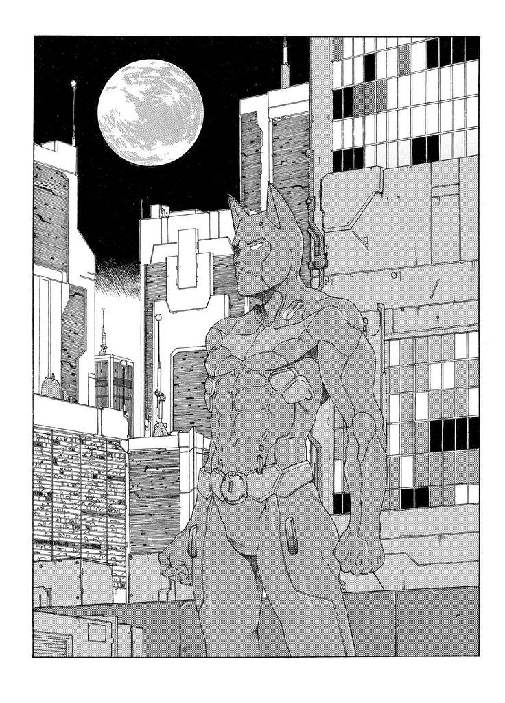 B A T M A N b e y o n d by Dtronaustin.deviantart.com on @deviantART I did this Batman Beyond tribute piece a while back and have now updated it with a higher res scan of the line art. #batman #beyond #cyberpunk #manga #anime #dc #comics #batmanbeyond #illustration #halftone #half #tone #black #and #white #denver #colorado #art #dccomics #tribute #katsuhiro #otomo #sci #fi #scifi #terry #mcginnis #terrymcginnis #dtron #dtronaustin #don #austin #wayne #industries #poweredsuit #powered