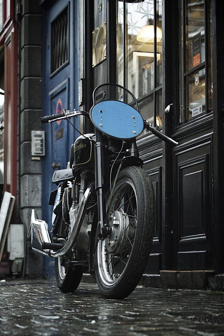 Velocette 350 ohv dog kennel vendre chez legend motors