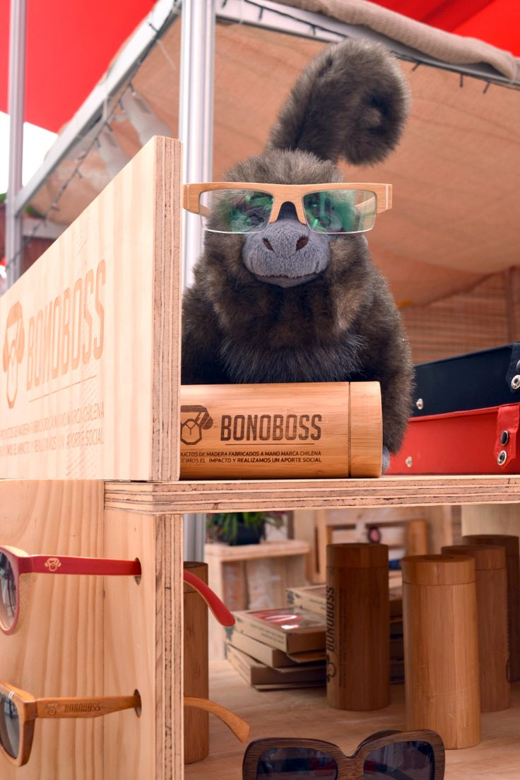 Nuestra mascota #bonoboss