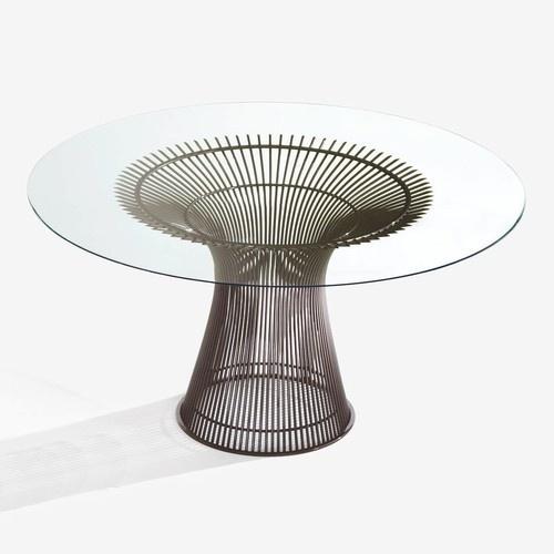 Platner Dining Table, Platner Dining Tables & Knoll Platner | YLiving