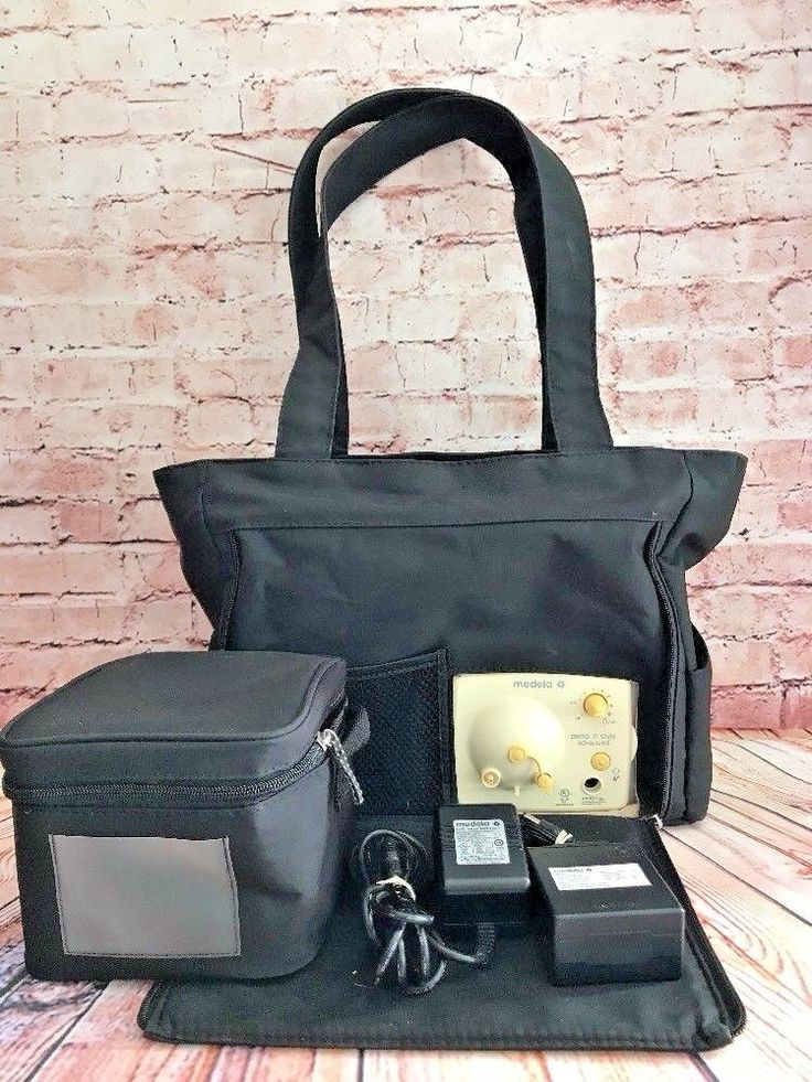 Medela Pump In Style Advanced Double Breast Pump Bag Wall and Battery Power  CS1  | eBay