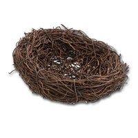 Fågelbo utan ägg
