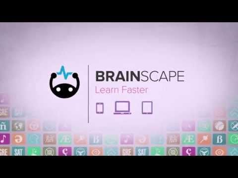"""Brainscape: """"flashcards based on brain science."""" Students create and share smart flashcards."""