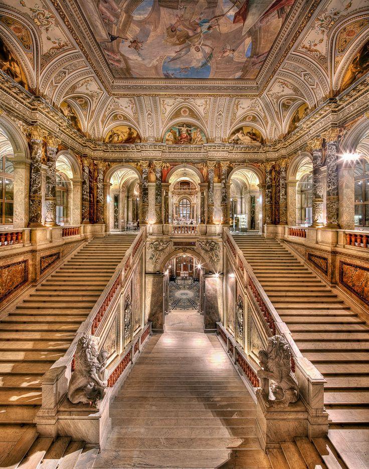 Kunsthistorisches Museum Wien. Photo: Tim Brüning