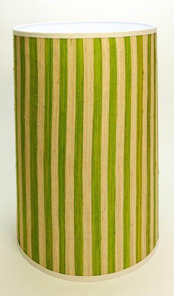 Cylinder - Raffia - 40cm DIameter x 60cm H | Lampshades | ASHANTI