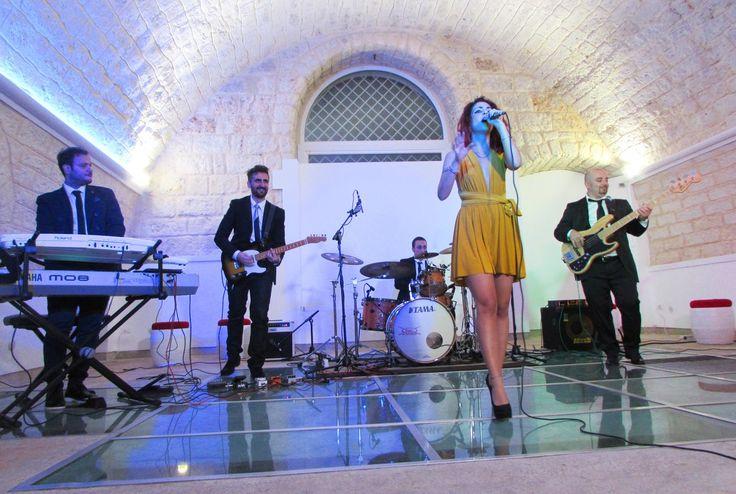 LIVE BAND per Matrimonio Molise Gruppo per Matrimonio Campobasso Chieti ...