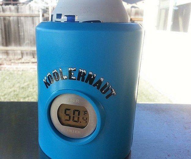 Enfriador de cervezas portatil/ Portatil Beer Frezzer FrOM: Buzzfeed.com