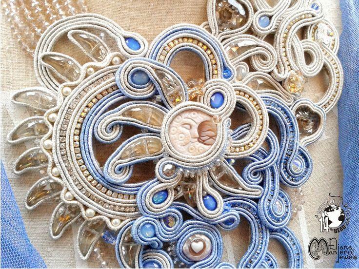 Eliana Maniero Jewels 2014 Marechiaro Necklace