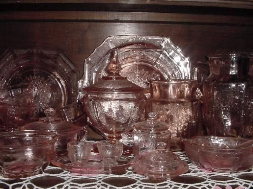 The Princess pattern was made by the Hocking Glass Company from 1931 to 1935