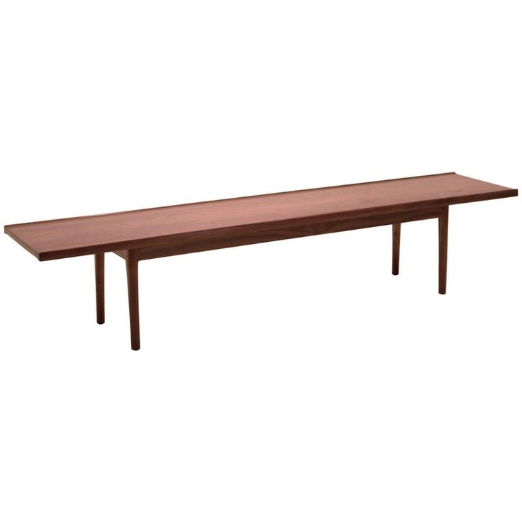 Pin By Product Bureau On Tables Coffee Side: Long Coffee Table By Kipp Stewart And Stewart Macdougall