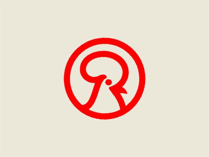 Killed symbol concept for Rye Farm.   💀 RIP 💀