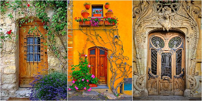 Яркие красивые порталы