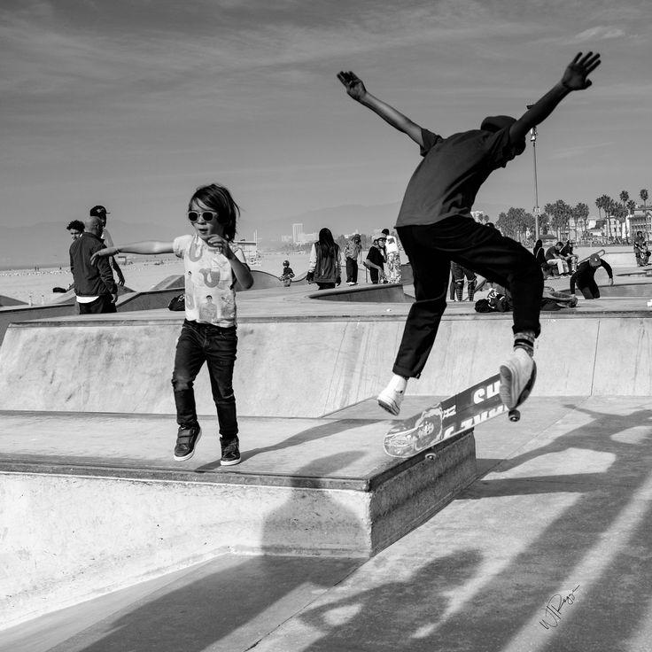 https://flic.kr/p/22cyZYZ | Venice Beach | Skate Park
