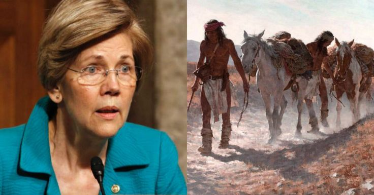 Massachusetts Sen. Elizabeth Warren has long made the claim that she is part Cherokee, but has done little to prove that assertion. A few years back, Breitbart's Michael Patrick Leahy wrote about the subject, pointing out some rather disturbing aspects about Warren's heritage that are worth revisiting since the senator's recent spat with President Donald…