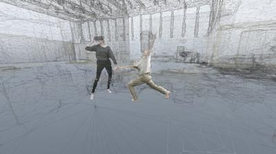 Become a Dust Particle in This VR Performance - Creators