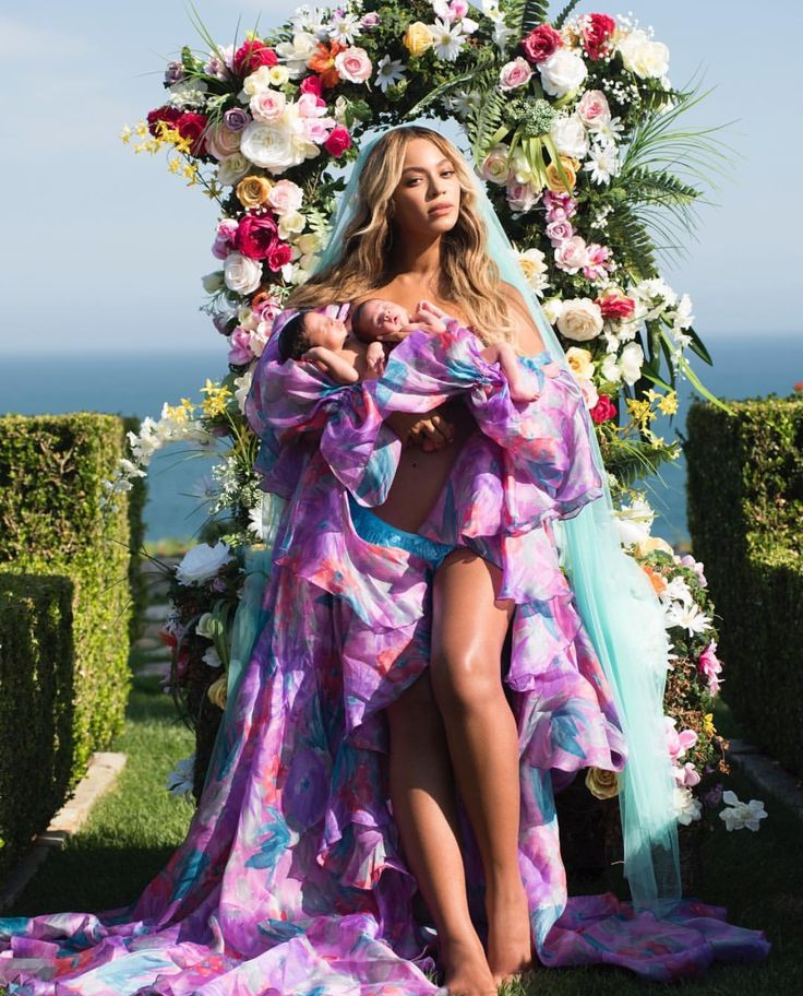 Sir Carter and Rumi  #beyonce