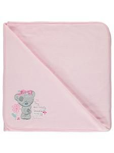 Character Baby Blankets Online: Tatty Teddy Baby Fleece Blanket – Novelty-Characters