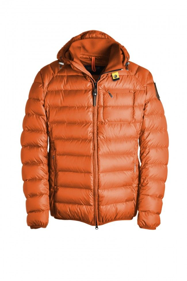 parajumpers jacket GIALLO